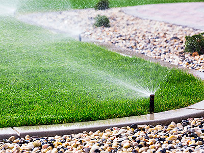 Irrigation Systems Louisville KY