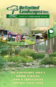 Click the image to view Unlimited Landscapes brochure