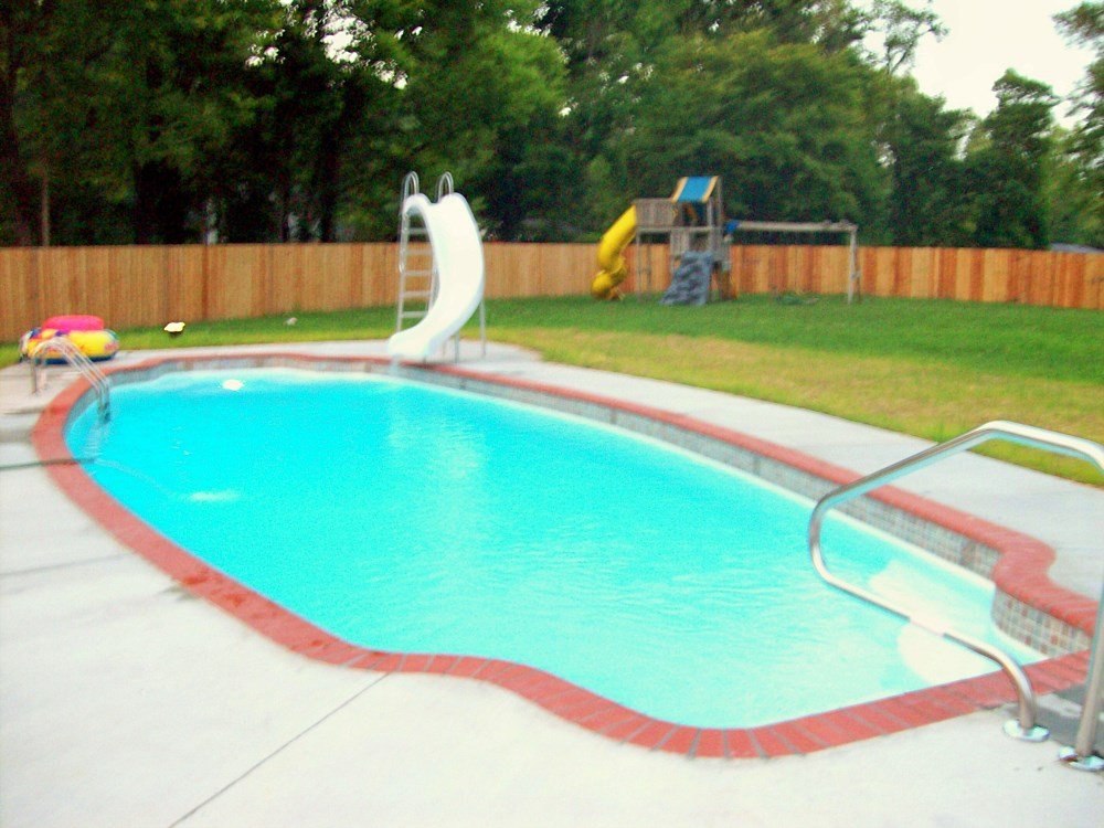 Pools Swimming Pools In Ground Pools Louisville Kentucky Ky